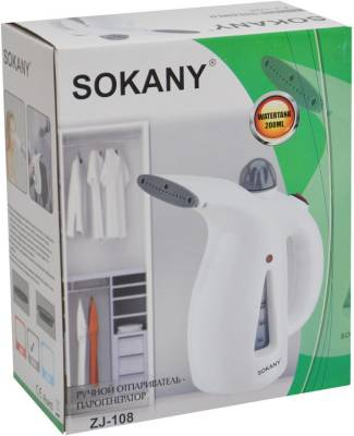 Sokany Professional ZJ-108 Garment Steamer