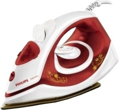 Philips GC1920/29 Steam Iron(Red)  available at flipkart for Rs.1930