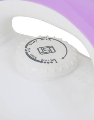 Pankul Dolfy Dry Iron (White, Purple)