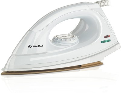 Bajaj DX 7 Dry Iron(White)