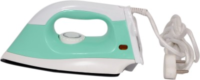 Bakeman Bk 124 1200 W Dry Iron(Green)