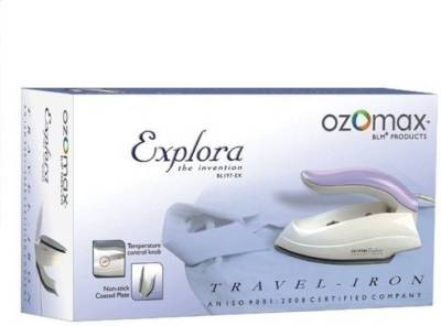 Ozomax NP EXPLORA TRAVEL Dry Iron