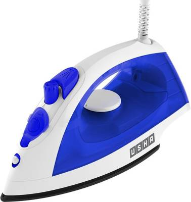 Usha 3412 Steam Iron (Blue)