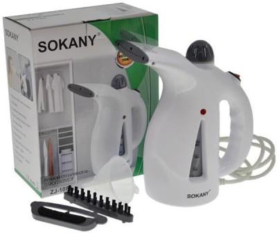 sokany zj-108 800 W Garment Steamer(Multicolor) at flipkart
