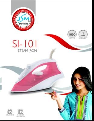 JSM-SI-101-Steam-Iron