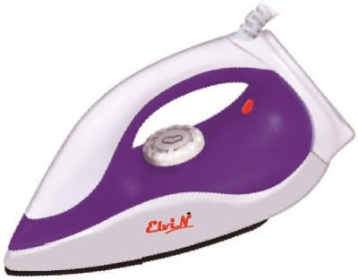 Elvin BMW Light Weight Electric 750 W 750 W Dry Iron(Multicolor, Violet)