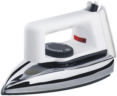 Moksh Champ 750 W Dry Iron(White)