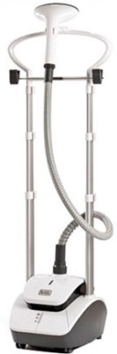 Black & Decker GST 2000 Garment Steamer(White)