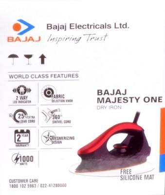 Bajaj-Majesty-One-Dry-Iron