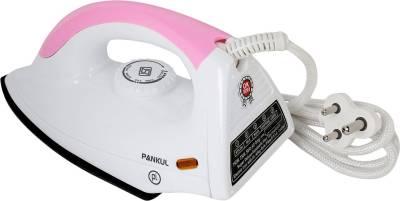 Pankul Dolfy Dry Iron (White, Pink)