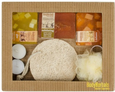 BodyHerbals Natural Hand Made Soap Collections(Set of 6)