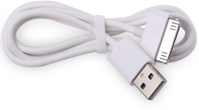 Hywan USB Data Sync for Apple iPhone 4/4s, 3G iPhone, iPod Nano USB Cable USB Cable(White)