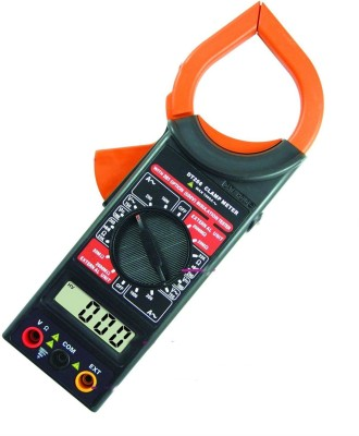 Shrih SH-03533 Digital Clamp Ammeter Tong Tester Digital Multimeter(2000 Counts) at flipkart