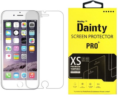 Dainty Tempered Glass Guard for Apple iPhone 6s Plus(Pack of 1)