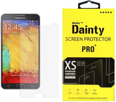 Dainty Tempered Glass Guard for Samsung Galaxy Note 3 (5.7 inch)