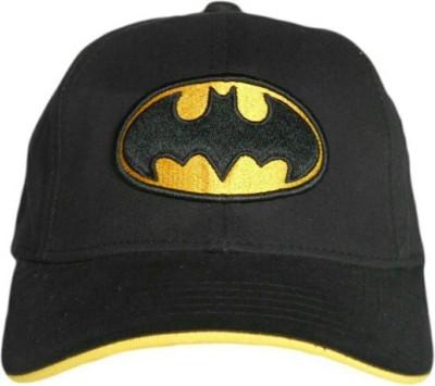Babji Embroidered Black Supper Premium Solid Baseball Cap