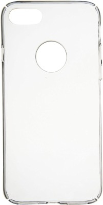 San Pareil Back Cover for Apple Iphone 7 and Iphone 8(Transparent, Back Cover)