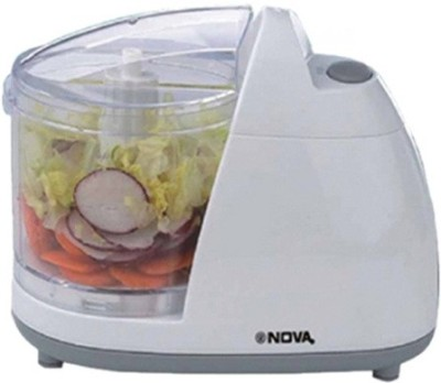 Nova NM-95MC 250 W Food Processor(White)