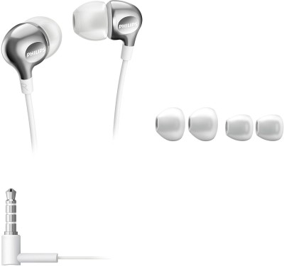 Philips SHE 3590WT/98 Headphone(White, In the Ear)