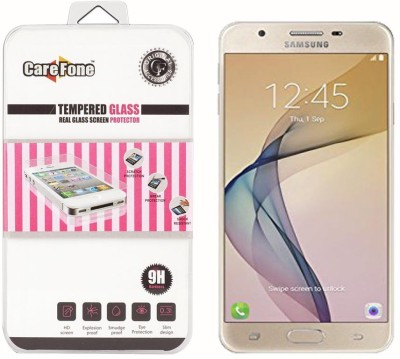 CareFone Tempered Glass Guard for Samsung Galaxy J7 Prime