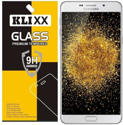 Klixx Tempered Glass Guard for Samsung Galaxy A9 Pro (6 inch)(Pack of 1)
