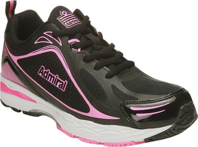 Admiral Fushion Running Shoes For Women(Black) at flipkart