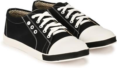 Prolific Canvas Shoes For Men(Black)