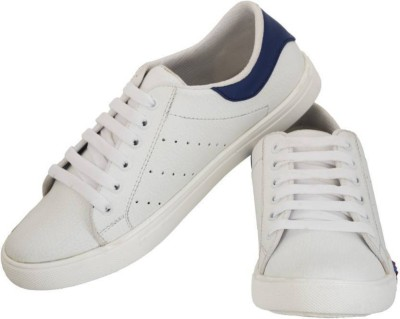 Beonza White Bestselling Sneakers For Men White Beonza Casual Shoes