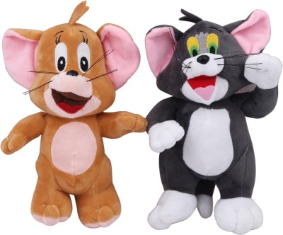 Galaxy World Tom And Jerry  - 17 cm(Multicolor)