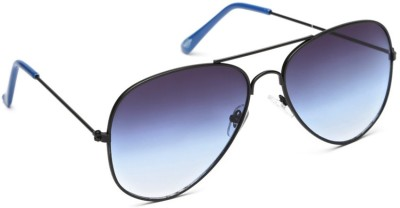 Roadster 1686257 Aviator Sunglasses(Blue) at flipkart