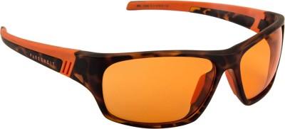 Farenheit Sports Sunglasses(Orange)