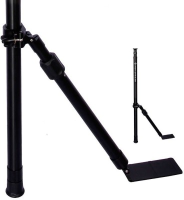 Fotopro AK 2500 Aluminium Fast Upright Payload 3kg Monopod Black, Supports Up to 3000 g