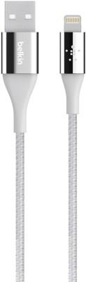 Belkin Kevlarsilver Kevlarblack USB Cable Silver
