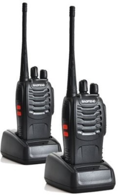 BaoFeng Kids Premium Quality Walkie Talkie 2pcs baofeng 888s Walkie Talkie(Multicolor) at flipkart