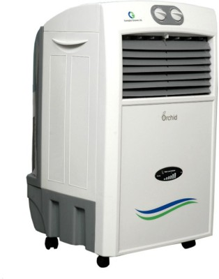 Crompton orchid Personal Air Cooler(White, 17 Litres)