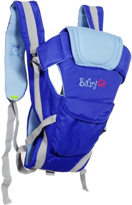 Panda Creation Attractive, Branded & Safe 9 in 1 Baby Carrier(Blue) at flipkart