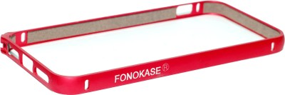 Fonokase Bumper Case for Apple iPhone 5s(Red)