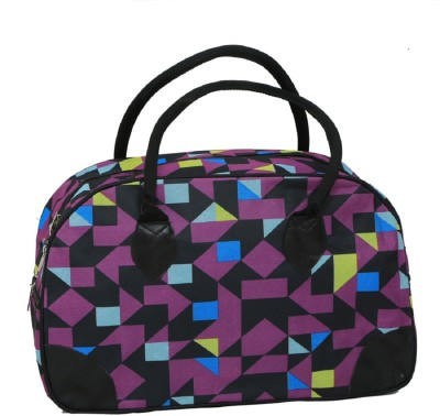 314a5d21bde6 50% OFF on Kuber Industries Unisex Elegent Handheld Spacious Travel Duffle  Luggage Bag Travel Duffel Bag(Multicolor) on Flipkart