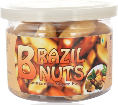 Kenny Delights 150GM Brazil Nuts(150 g, Tin)