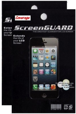 Coverage Screen Guard for Asus Zenfone 6(Pack of 2)