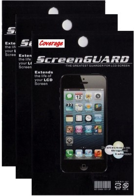 Coverage Screen Guard for Apple iPhone 7(Pack of 3)