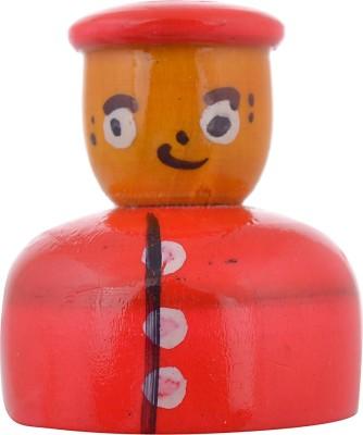 Gogalgai Toys Exam Single Pencil sharpener(Orange)  available at flipkart for Rs.100