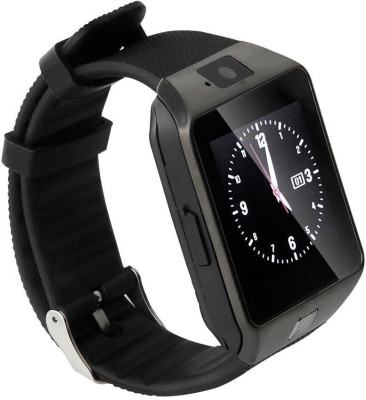 SYL Lava iris Smartwatch(Black Strap Regular)  available at flipkart for Rs.2199