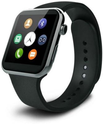 SYL Bluetooth Camera Dialing SMS Smartwatch Smartwatch(Black Strap Regular) at flipkart