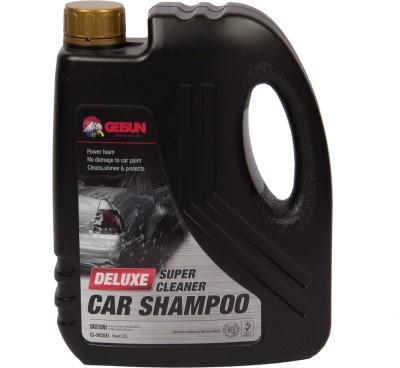 GETSUN DELUXE CAR SHAMPOO 2 L Car Washing Liquid 2000 ml GETSUN Vehicle Washing Liquid