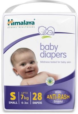 Himalaya Baby Pants Diaper S28 - New Born