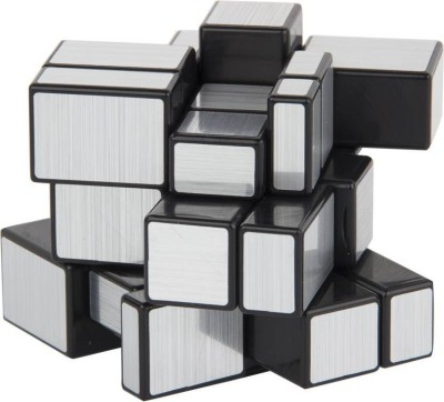 Super Deal Bazzar Store Rubik's Cube 3x3x3 Puzzle Extra Smooth High Speed Sticker less(1 Pieces)  available at flipkart for Rs.199