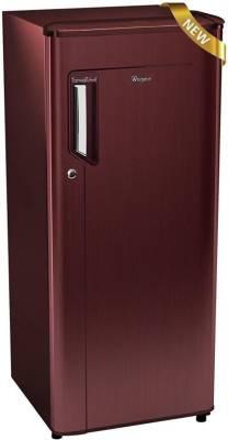 Whirlpool 230 IMFRESH PRM 3S 215L Single Door Refrigerator (Titanium) Image
