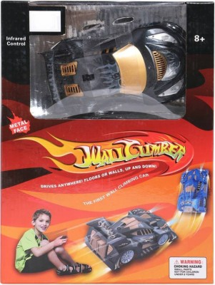 ToySkool Wall Climbing Car(Multicolor)  available at flipkart for Rs.669