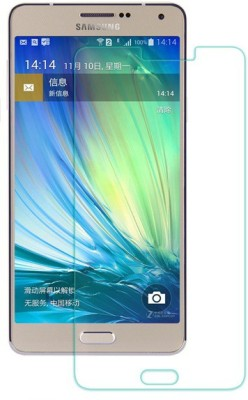 Cell Planet Tempered Glass Guard for Samsung Galaxy A8(Pack of 1)